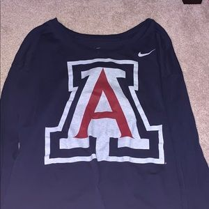 University of Arizona long sleeve